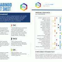 Cannabinoid Cheat Sheet