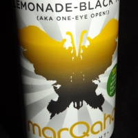 "Drink Review: ""Sativa Lemonade-Black Tea (AKA One-Eye Open)"" from ""marQaha"""
