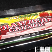 Strawberry Crunch Bar