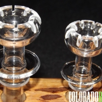 "Product Review: ""Domeless Quartz Nail"" from ""Quartz Castle"""