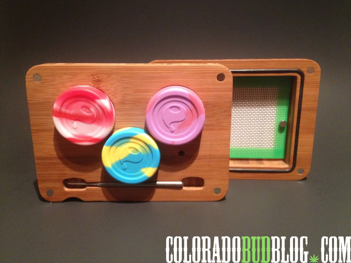 "Product Review:  Kind Tray  ""Dab and Go Slick Stack"""