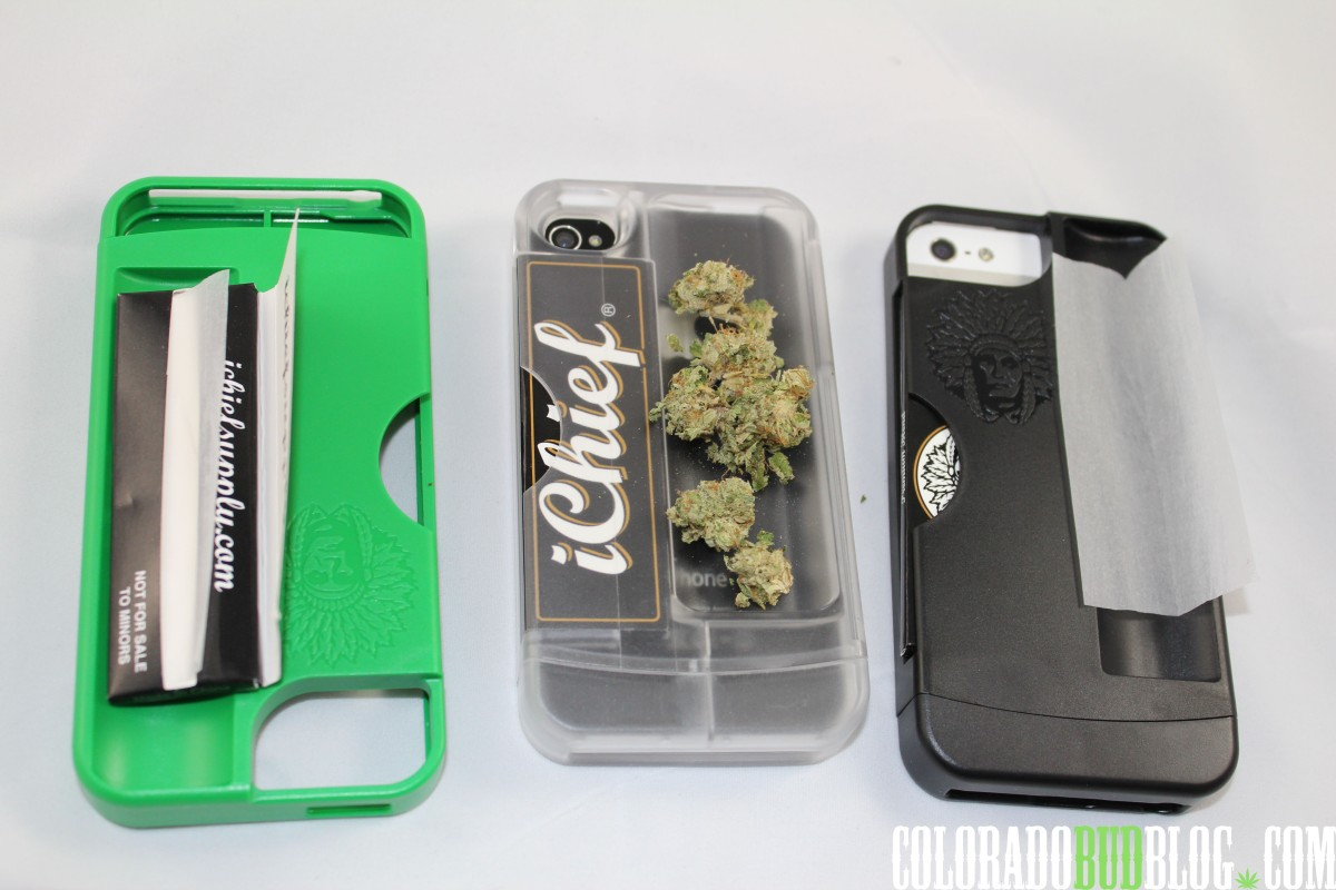"Product Review: ichief ""iPhone Case"""