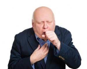 man-coughing
